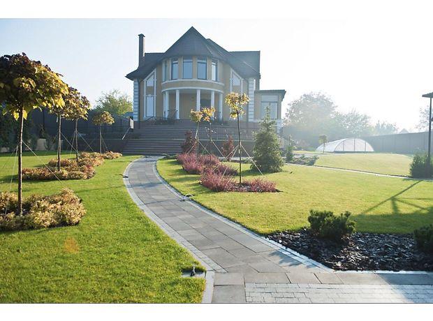 двухэтажный дом с садом, 360 кв. м, кирпич. Продажа в Киеве район Голосеевский фото 1