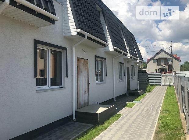 двухэтажный дом без мебели, 55 кв. м, пеноблок. Продажа в Гостомеле (Киевская обл.) фото 1