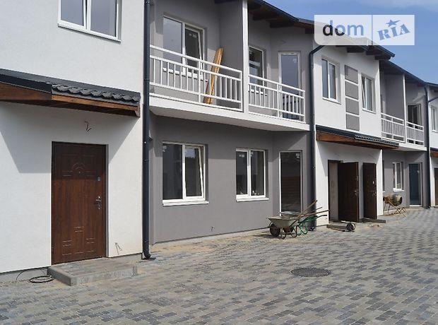 двухэтажный дом без мебели, 95 кв. м, кирпич. Продажа в Гостомеле (Киевская обл.) фото 1