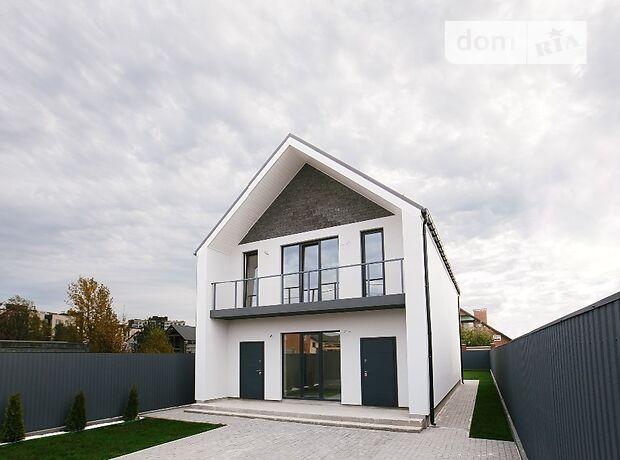 одноэтажный дом с террасой, 180 кв. м, газобетон. Продажа в Жулянах (Киевская обл.) фото 1