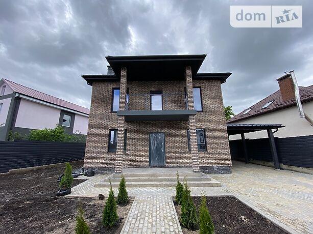 двоповерховий будинок з опаленням, 206 кв. м, цегла. Продаж в Жулянах (Київська обл.) фото 1