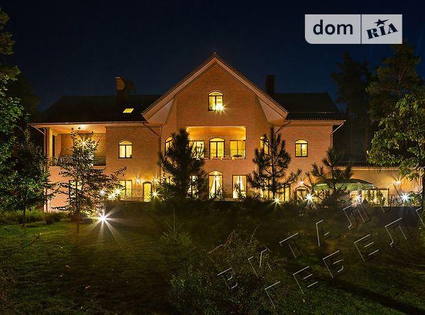 четырехэтажный дом с камином, 1200 кв. м, кирпич. Продажа в Киеве район Оболонский фото 1