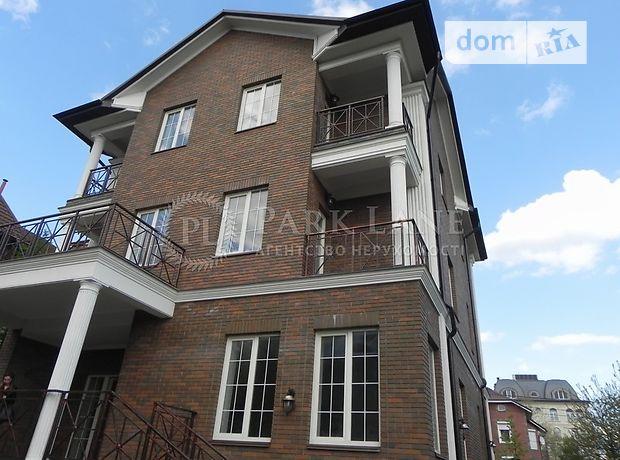 четырехэтажный дом с балконом, 600 кв. м, кирпич. Продажа в Киеве район Печерский фото 1