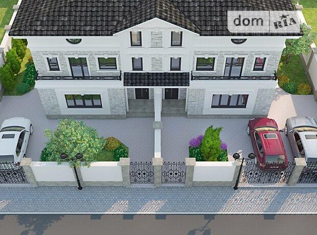 двухэтажный дом с балконом, 145 кв. м, кирпич. Продажа в Подгорцах (Киевская обл.) фото 1