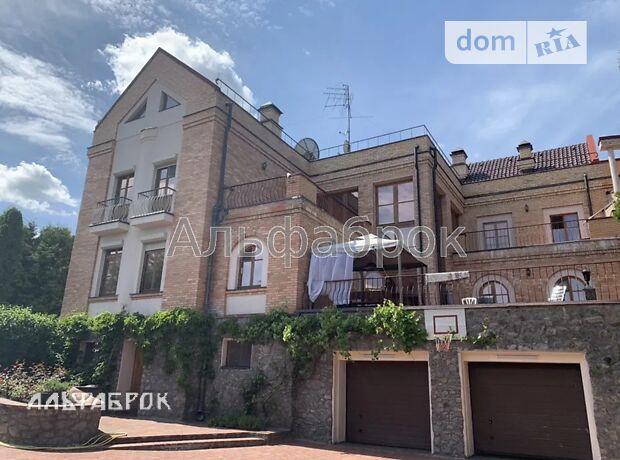 четырехэтажный дом, 800 кв. м, кирпич. Продажа в Киеве район Ветряные Горы фото 1