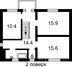 двоповерховий будинок з садом, 149 кв. м, цегла. Продаж в Києві, район Солом'янський фото 3