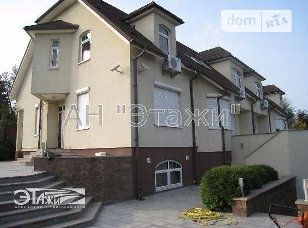 четырехэтажный дом, 408 кв. м, монолит. Продажа в Киеве район Соломенский фото 1