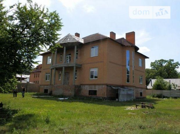 Продажа дома, 696м², Киев, р‑н.Святошинский, ст.м.Житомирская, Жовтнева, дом 23