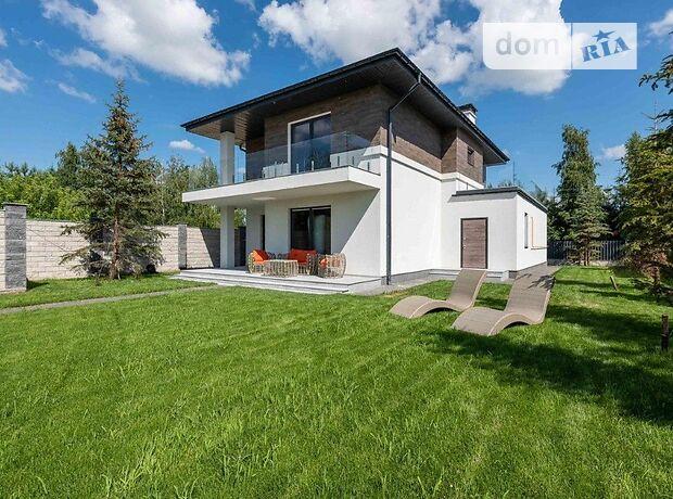 двухэтажный дом с камином, 235 кв. м, кирпич. Продажа в Вишенки (Киевская обл.) фото 1
