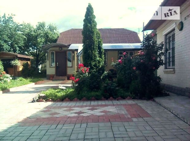одноэтажный дом с камином, 136 кв. м, кирпич. Продажа в Киеве фото 1