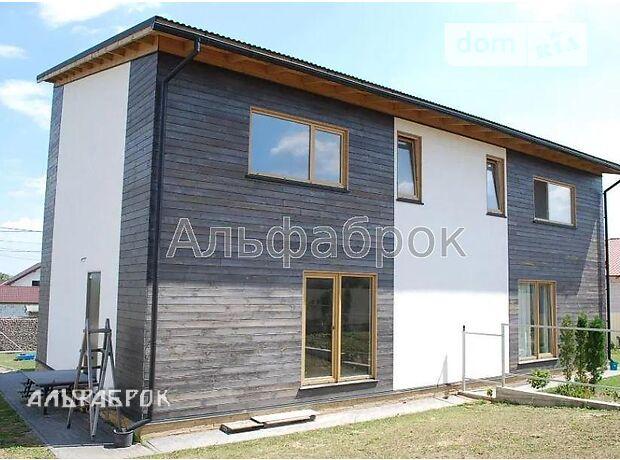 двухэтажный дом, 234 кв. м, дерево и кирпич. Продажа в Белогородке (Киевская обл.) фото 1