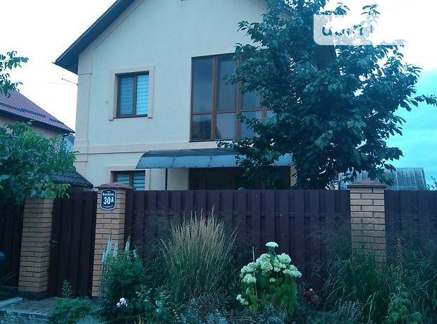 трехэтажный дом с балконом, 170 кв. м, газобетон. Продажа в Боярке (Киевская обл.) фото 1