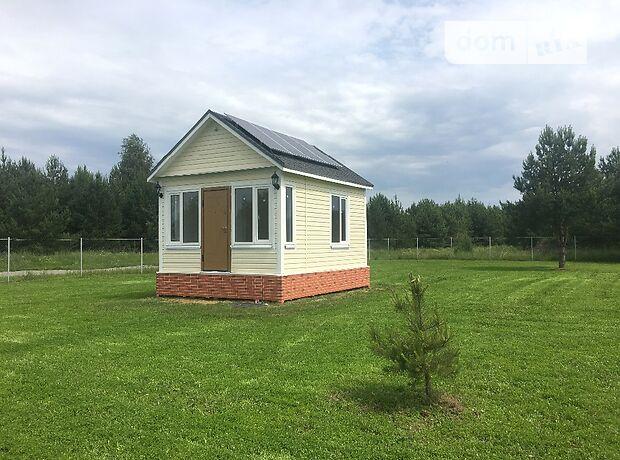 двухэтажный дом с садом, 18 кв. м, дерево и кирпич. Продажа в Боярке (Киевская обл.) фото 1