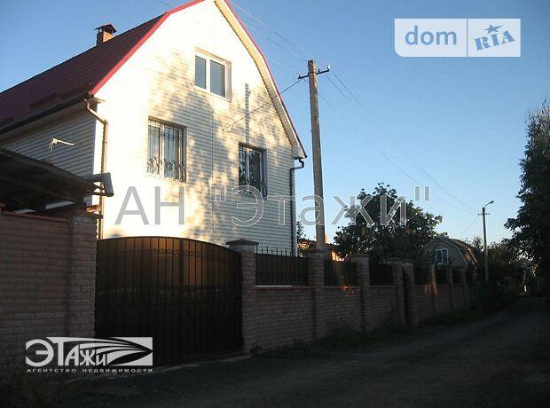 двухэтажный дом, 125 кв. м, кирпич. Продажа в Чайках (Киевская обл.) фото 1