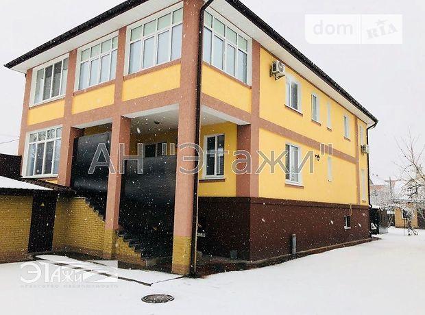 двухэтажный дом, 420 кв. м, кирпич. Продажа в Чайках (Киевская обл.) фото 1