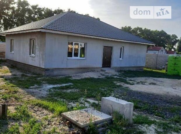одноэтажный дом без мебели, 120 кв. м, пеноблок. Продажа в Гнатовке (Киевская обл.) фото 1