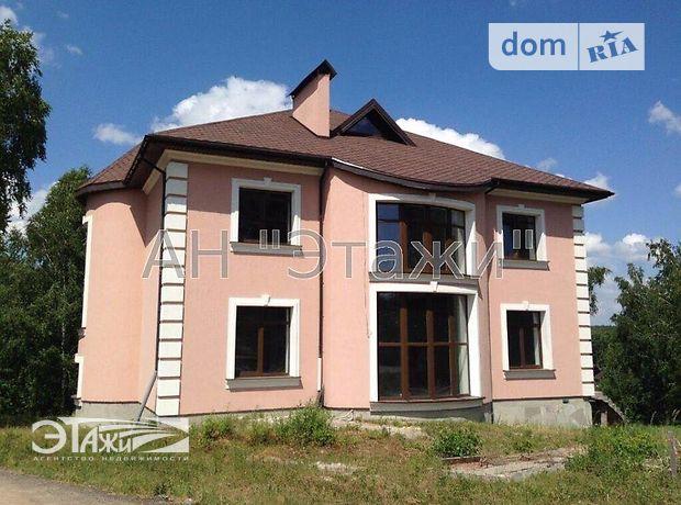 двухэтажный дом, 670 кв. м, кирпич. Продажа в Гореничах (Киевская обл.) фото 1