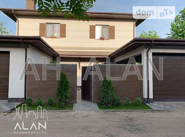 двухэтажный дом, 254 кв. м, кирпич. Продажа в Гореничах (Киевская обл.) фото 1