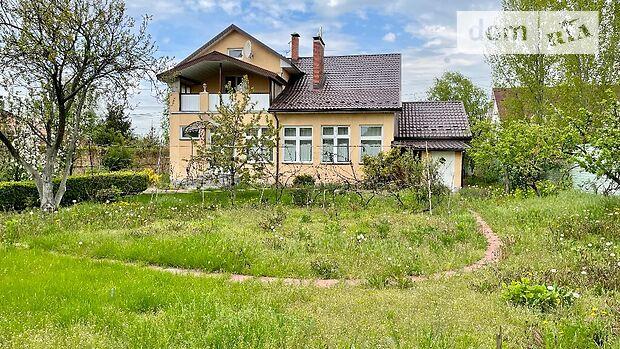 двоповерховий будинок з каміном, 206 кв. м, цегла. Продаж в Горенці (Київська обл.) фото 1
