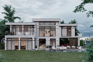 двухэтажный дом, 111 кв. м, керамический кирпич. Продажа в Ходосовке (Киевская обл.) фото 2