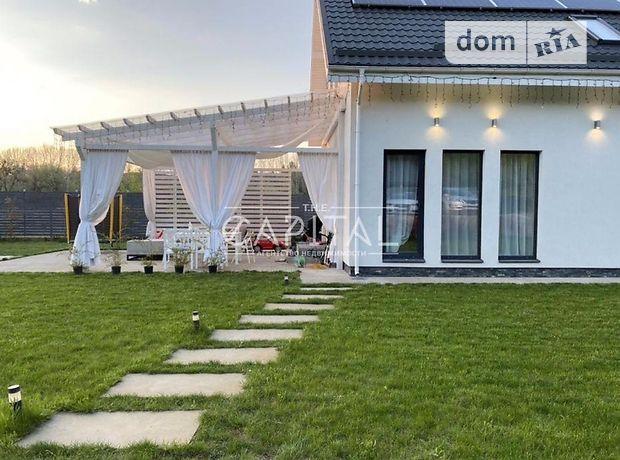 двухэтажный дом с террасой, 130 кв. м, кирпич. Продажа в Ходосовке (Киевская обл.) фото 1