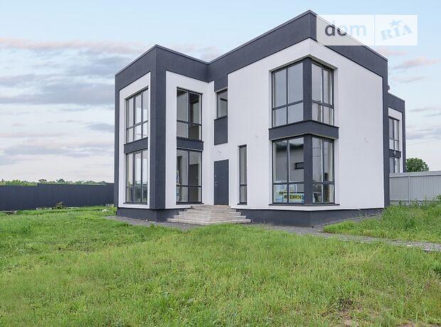 двухэтажный дом с ремонтом, 120 кв. м, газобетон. Продажа в Ходосовке (Киевская обл.) фото 1