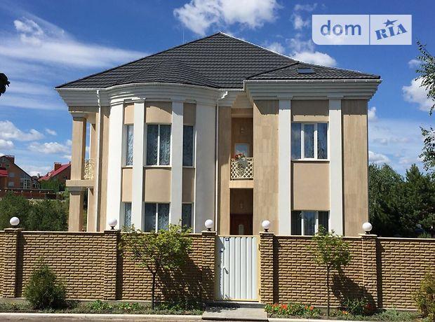 Продаж будинку, 610м², Київська, Києво-Святошинський, c.Лісники