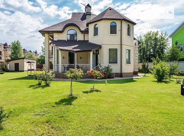 Продажа дома, 370м², Киевская, Киево-Святошинский, c.Лесники
