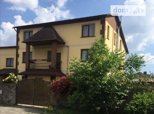 трехэтажный дом с камином, 280 кв. м, кирпич. Продажа в Софиевской Борщаговке (Киевская обл.) фото 1