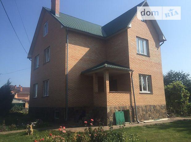 Продаж будинку, 350м², Київська, Києво-Святошинський, c.Софіївська Борщагівка