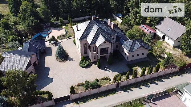 двухэтажный дом с камином, 704.2 кв. м, кирпич. Продажа в Забучье (Киевская обл.) фото 1