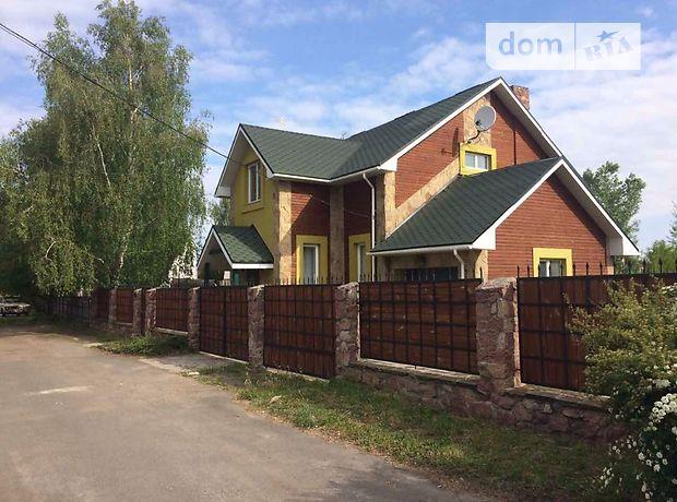 Продажа дома, 186м², Киевская, Киево-Святошинский, c.Чайки, Леси Украинки улица