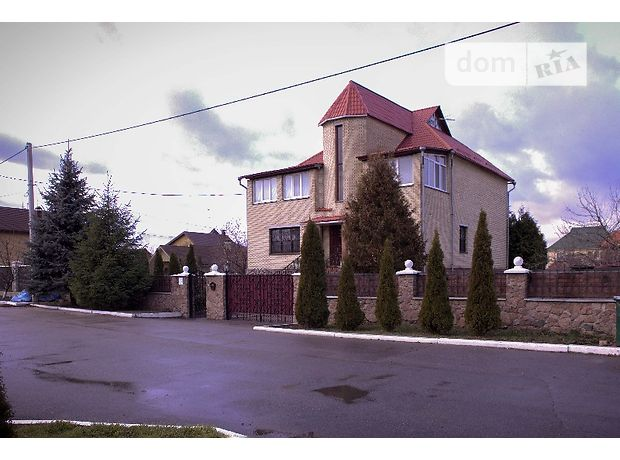 Продажа дома, 350м², Киевская, Киево-Святошинский, c.Гатное