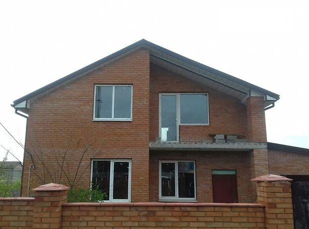 двухэтажный дом с балконом, 120 кв. м, кирпич. Продажа в Подгайцах (Кировоградская обл.) фото 1