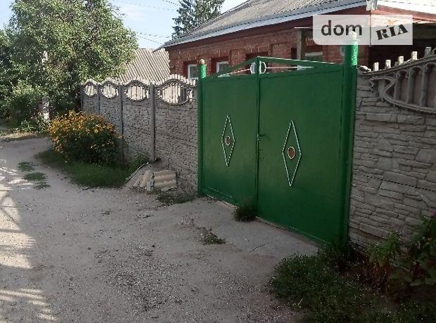 одноэтажный дом с беседкой, 65 кв. м, кирпич. Продажа в Кировограде район Полтавская фото 1
