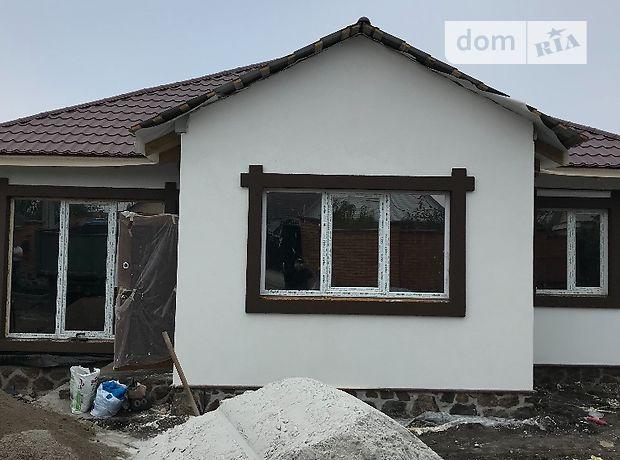 одноэтажный дом с садом, 120 кв. м, пеноблок. Продажа в Кировограде фото 1