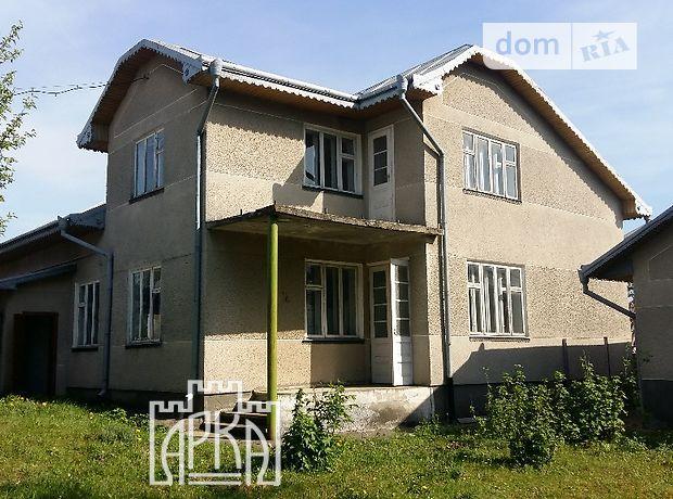 двухэтажный дом с балконом, 205 кв. м, кирпич. Продажа в Кицмани район Кицмань фото 1