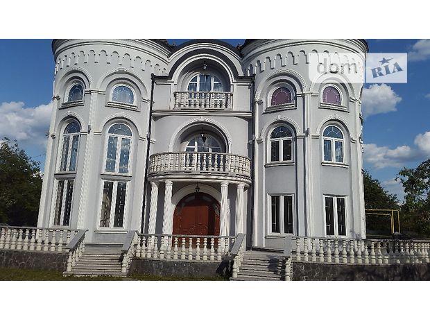 двухэтажный дом, 600 кв. м, кирпич. Продажа в Лужанах (Черновицкая обл.) фото 1