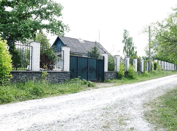 одноэтажный дом с садом, 60 кв. м, брус. Продажа в Харитоновке (Житомирская обл.) фото 1