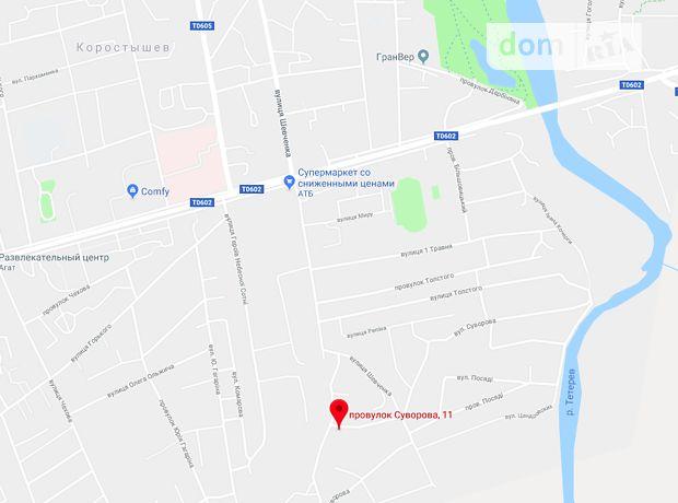 Продажа дома, 60м², Житомирская, Коростышев, р‑н.Коростышев