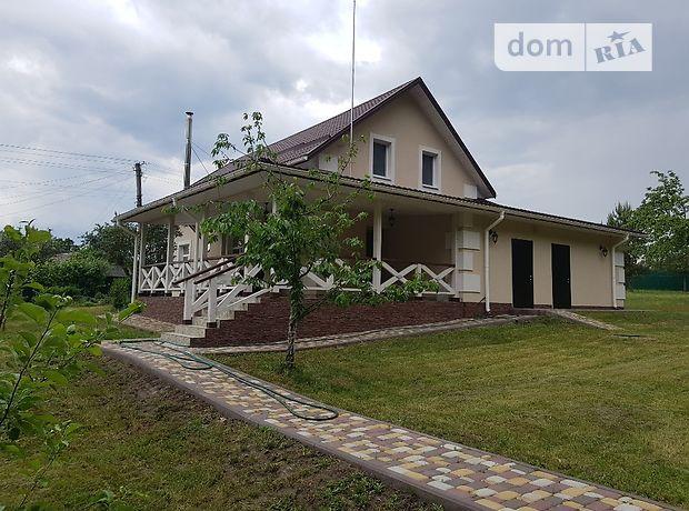 двоповерховий будинок з каміном, 250 кв. м, пеноблок. Продаж в Коростишеві, район Коростишів фото 1