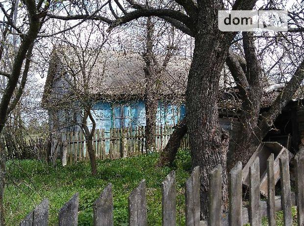 одноэтажный дом с садом, 80 кв. м, дерево и кирпич. Продажа в Студенице (Житомирская обл.) фото 1