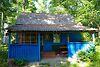одноэтажный дом с беседкой, 30 кв. м, каркасно-щитовой. Продажа в Виграеве (Черкасская обл.) фото 7