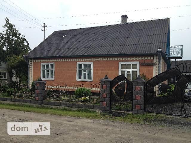 одноэтажный дом, 150 кв. м, кирпич. Продажа в Костополе фото 1