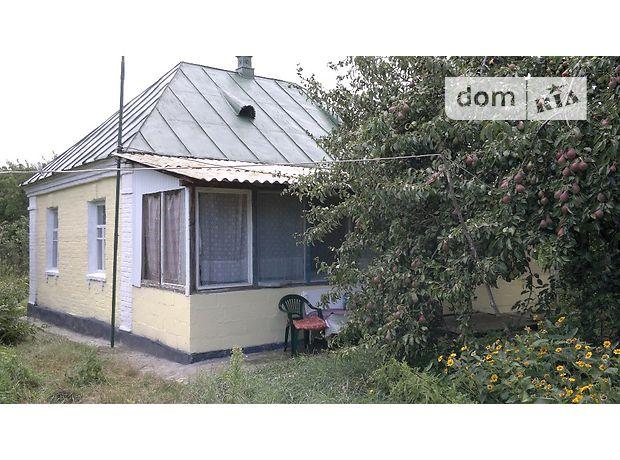 одноповерховий будинок з садом, 55 кв. м, цегла. Продаж в Омельянові (Чернігівська обл.) фото 1