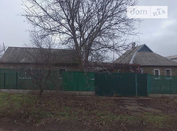 одноэтажный дом с садом, 70 кв. м, кирпич. Продажа в Малотарановке (Донецкая обл.) фото 1
