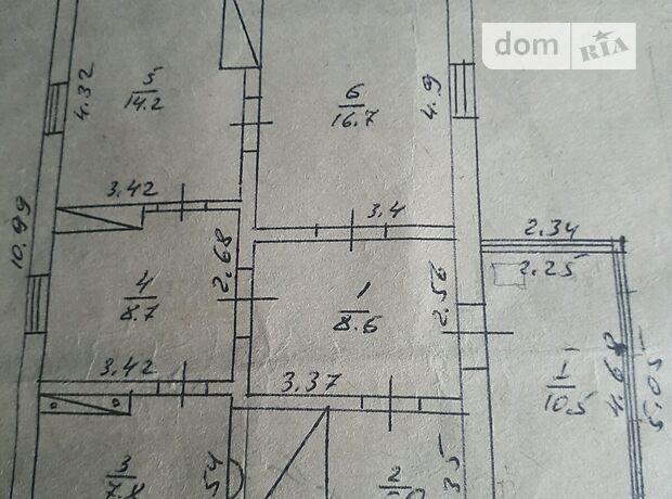 одноповерховий будинок з садом, 92.3 кв. м, бутовий камінь. Продаж в Кульчинках (Хмельницька обл.) фото 2
