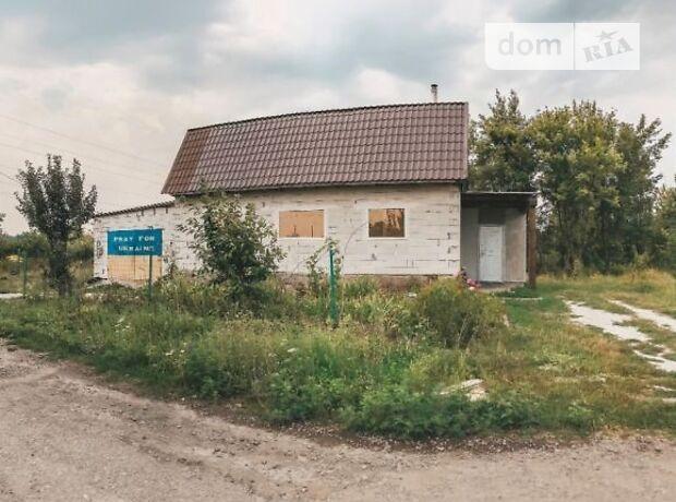 одноэтажный дом с камином, 140 кв. м, газобетон. Продажа в Гнатовке (Донецкая обл.) фото 1