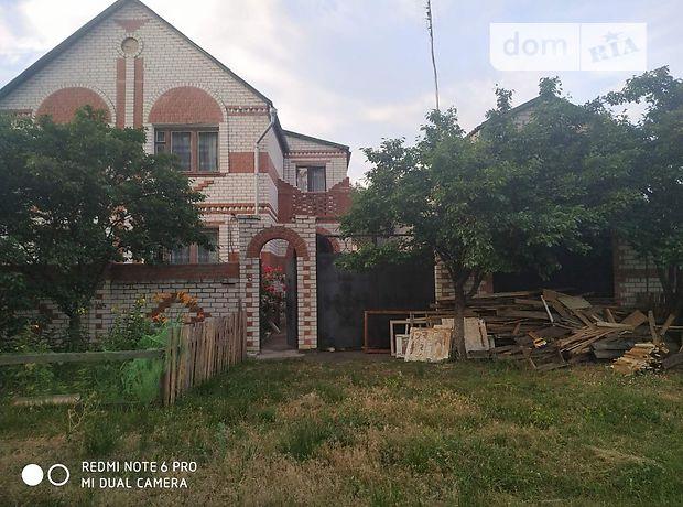 двухэтажный дом с садом, 130 кв. м, кирпич. Продажа в КрасныйЛимане фото 1