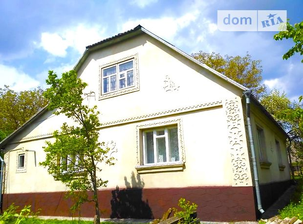 одноэтажный дом с верандой, 100 кв. м, кирпич. Продажа в Кременце фото 1